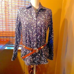 Chaps Long sleeve blouse